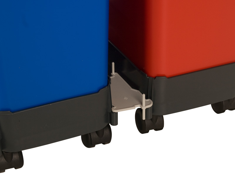 verbindungsst ck f r sortierbox fahrgestell transoplast gmbh. Black Bedroom Furniture Sets. Home Design Ideas