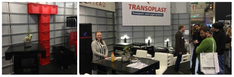 Messestand C10 Halle 4
