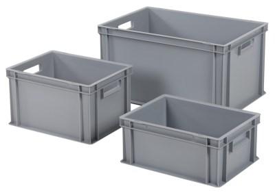 Stapelbehälter kunststoff