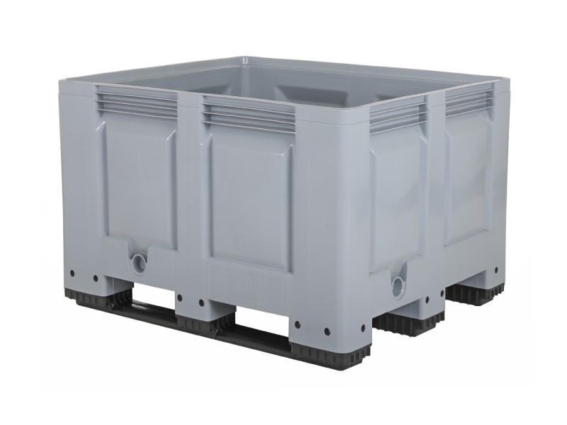 Big Box Kunststoff Palettenboxen Transoplast