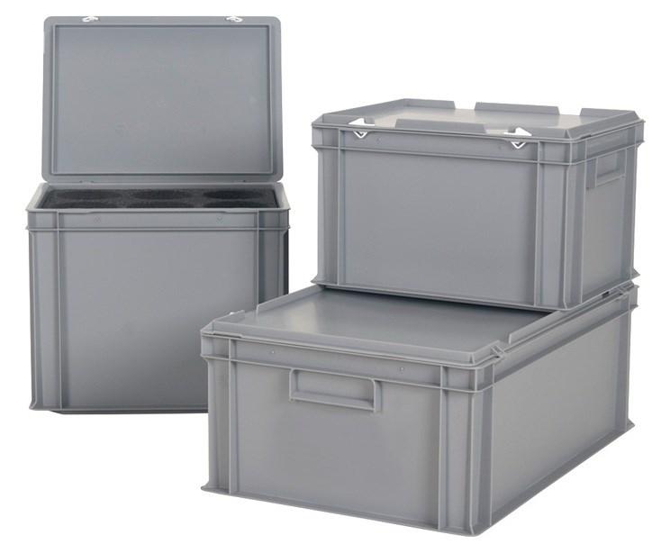 Super Kunststoffbehälter und Kunststoffkisten direkt ab Lager | Transoplast GR97