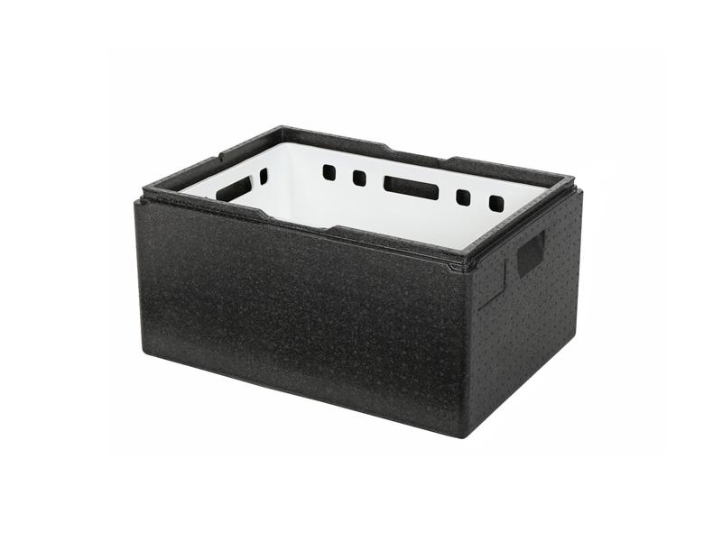 isolierbox mit deckel im euronorm ma stapelbar 685 x 485 x h 360 mm transoplast gmbh. Black Bedroom Furniture Sets. Home Design Ideas