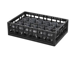 PA Korb - heavy duty - Toprahmen - variable Facheinteilung - Techrack