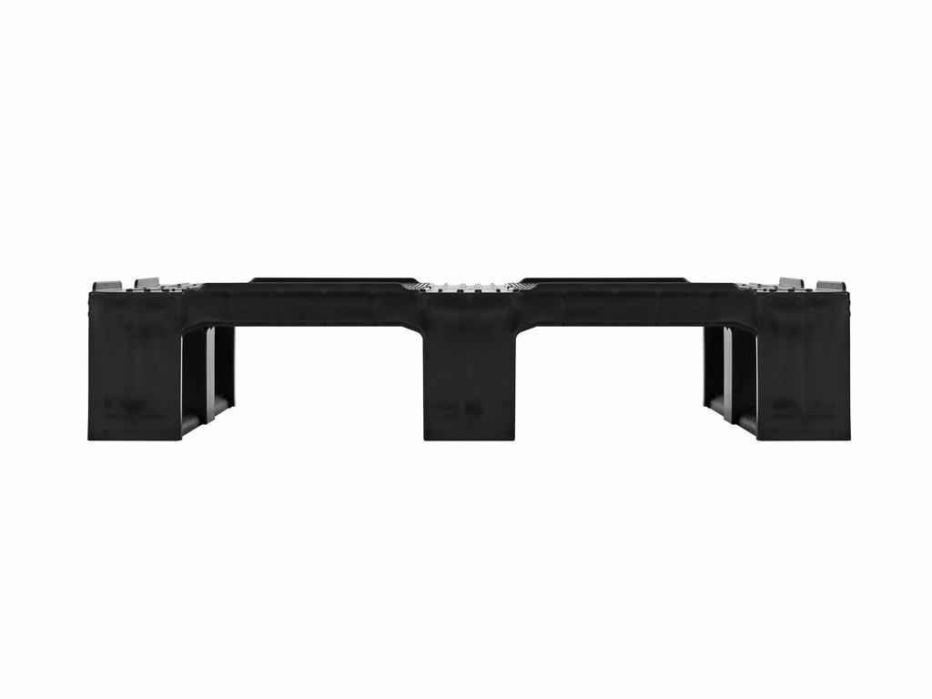 Relativ Kunststoff Euro-Halbpalette - D2 - 800 x 600 mm (mit Rand MY88