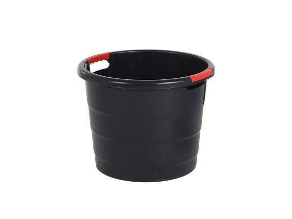 Bottich mit Tragegriff 70 Liter - normal duty - Anthrazit 67.7850.70.32