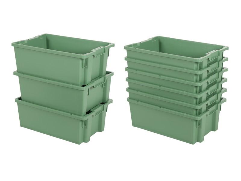 eurobeh lter und euroboxen aus kunststoff transoplast gmbh. Black Bedroom Furniture Sets. Home Design Ideas
