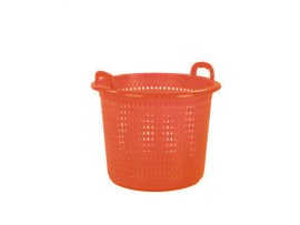 Industriekorb / Waschkorb 45 Liter - Orange