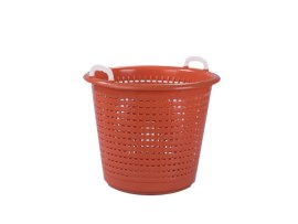 Industriekorb / Waschkorb 55 Liter - Orange